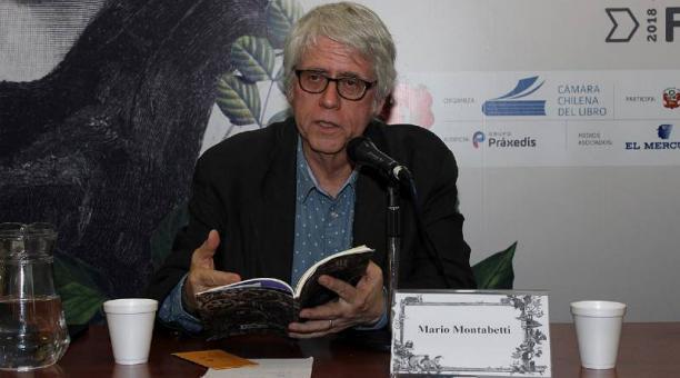 El escritor peruano Mario Montalbetti será parte del festival. Foto: Wikipedia.