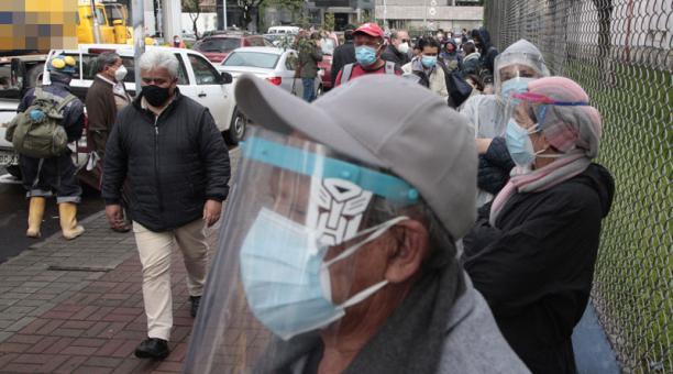 La OMS dijo que existe un dramático aumento de las infecciones de coronavirus en Ecuador, Perú, Bolivia, Argentina, Uruguay y Guayana. Foto: Galo Paguay/ EL COMERCIO