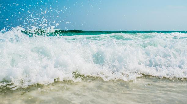 Imagen referencial. La playa de New Smyrna Beach es conocida extraoficialmente como