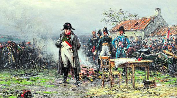 Para ejecutar sus ideas expansionistas, Napoleón se valió de un ejército que utilizó tácticas innovadoras.