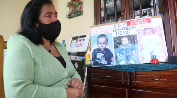 María Eugenia Basantes tiene 59 años. Ella nació en Cotopaxi, pero reside en Quito desde los 12 años de edad.