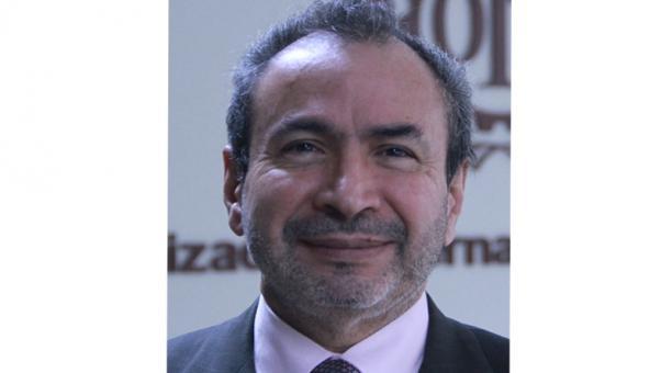 Eduardo Rodríguez, especialista de la Organización Internacional del Trabajo (OIT). Foto: Cortesía OIT