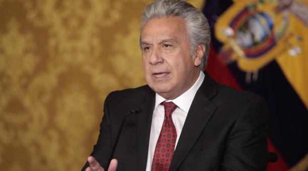 El presidente Lenín Moreno será el orador principal en un panel del Foro para la Defensa de la Democracia, en EE.UU.. Foto: Flickr Presidencia Ecuador