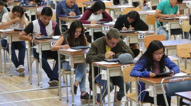 Foto referencial. Sobre la suspensión de la prueba en México, la OCDE señaló que