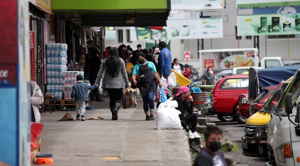 Quito es la ciudad más golpeada por la pandemia con 126 376 casos acumulados.
