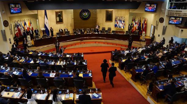 La Sala de lo Constitucional emitió un fallo declarando inconstitucional la votación en su contra. Foto: Xinhua