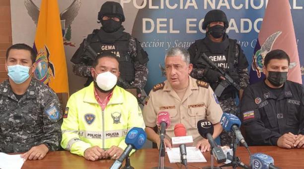 La operación policial Ainhoa permitió la incautación de sustancias ilegales destinadas a mercados internacionales, según las autoridades. Foto: Captura