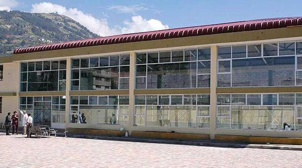 En Pichincha el punto de vacunación es en el Centro de Atención al Adulto Mayor Naciones Unidas y Sur Occidental, en Quito. Foto: archivo / EL COMERCIO