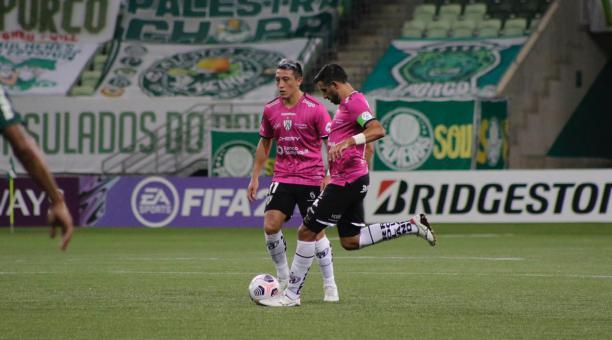 Independiente del Valle jugará este miércoles 5 de mayo por la tercera fecha de la Copa Libertadores. Tomado de IDV