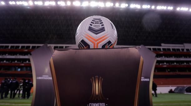 Liga de Quito recibe a Flamengo por la tercera fecha de la fase de Grupos de la Copa Libertadores. Tomado de la Conmebol