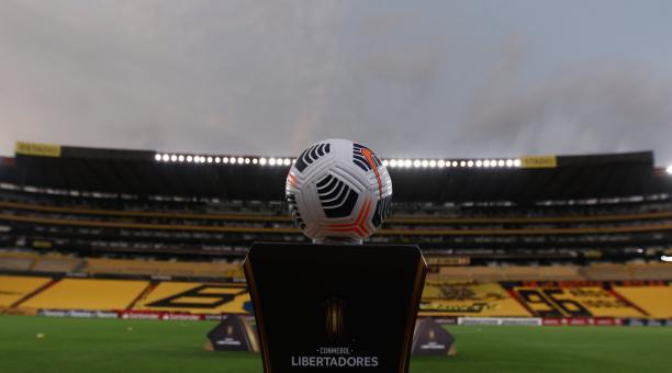 Barcelona recibe a Boca Juniors por la tercera fecha del Grupo C de la Copa Libertadores. Tomado de la Conmebol.