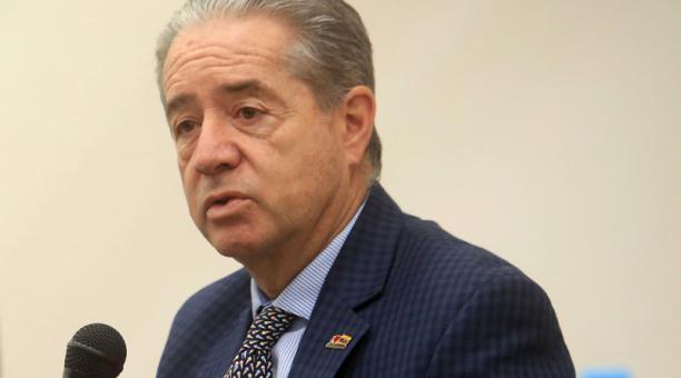 Zevallos salió del país en febrero pasado después de renunciar a su cargo. Foto: Archivo EL COMERCIO