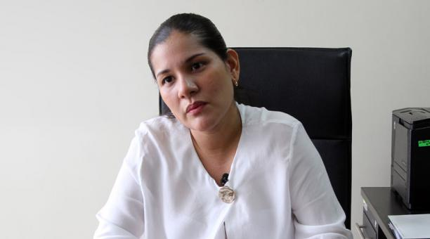 """Sofia Almeida, dijo que la intención es """"avanzar"""" en el tema e incluir los aportes de la sociedad civil. Foto: Archivo / EL COMERCIO"""