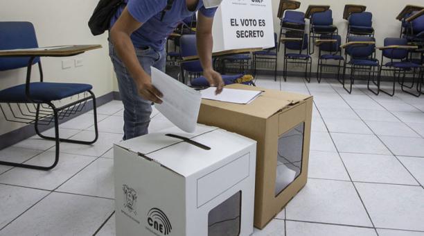 La Junta Electoral de Manabí asignará los escaños legislativos luego de casi tres meses de las elecciones generales en Ecuador, celebradas el 7 de febrero del 2021. Foto: Archivo/ EL COMERCIO