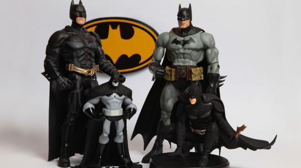 75 años de Batman un héroe