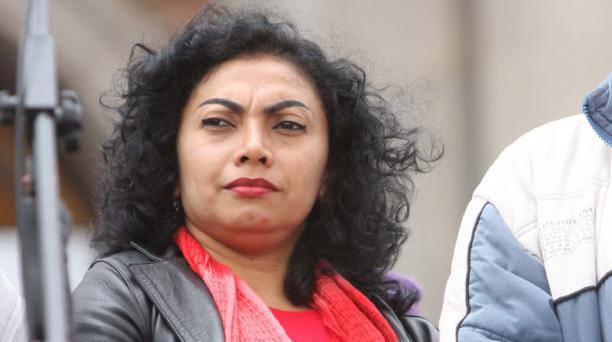 La exasambleísta Mery Zamora acudirá el 27 de mayo a la Corte Nacional de Justicia a la audiencia de casación para apelar la sentencia dictaminada en su contra. Foto: Archivo EL COMERCIO