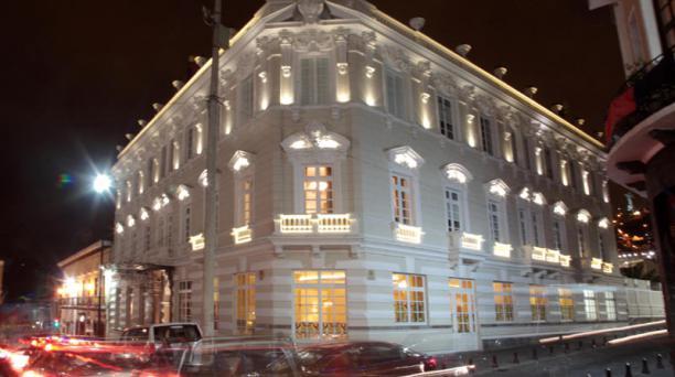Casa Gangotena es un hotel en el Centro Histórico de Quito, fue fundado en el 2011 y es el más votado en Tripadvisor.