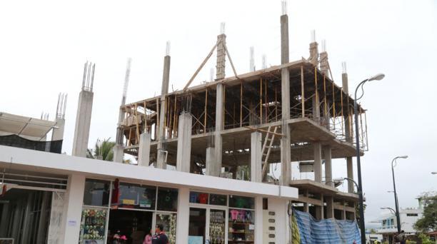 En la ciudad se pueden construir viviendas de hasta tres pisos. Foto: Diego Pallero/ El Comercio.