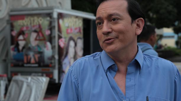 Los protagonistas de la serie de televisión 'La Pareja Feliz' no se han pronunciado oficialmente hasta la mañana de hoy, 7 de octubre del 2014. Foto: Archivo/ EL COMERCIO.