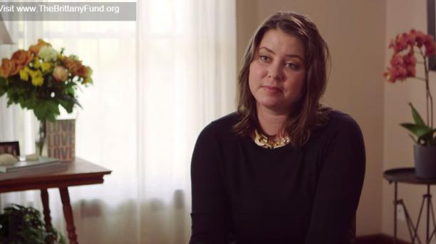 Brittany Maynard  grabó un video contando su experiencia y apoyando el acceso de una muerte con