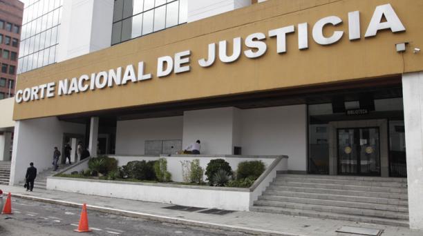 Corte Nacional de Justicia tiene nuevos jueces. Foto: EL COMERCIO