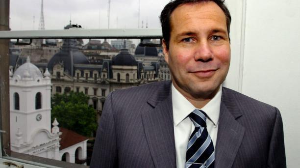 El fiscal argentino Alberto Nisman presentaría hoy a los diputados las pruebas por caso AMIA. Foto: Cézaro De Luca / EFE