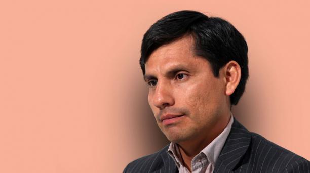 Jefferson Pérez, exatleta ecuatoriano. Foto: EL COMERCIO