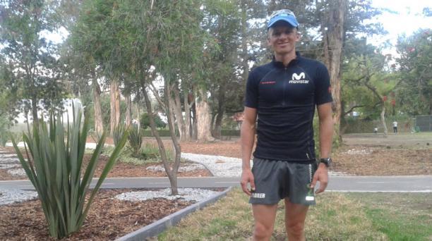 Los organizadores del triple kilómetro vertical K3 Red Bull lo invitaron a participar de esa popular carrera, en Italia, el 8 de agosto.