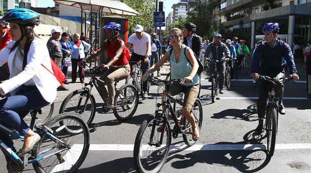Bicicleta funcionarios