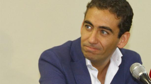 Movimiento Vive pide a Antonio Ricaurte que no renuncie a su puesto en el Concejo. Foto: Eduardo Terán / EL COMERCIO
