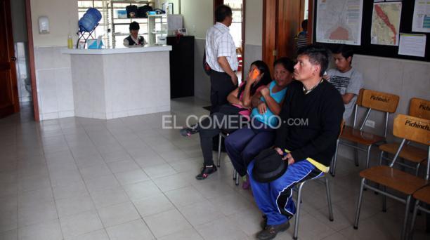 El centro de salud de Selva Alegre sería trasladado a Jatumpungo. Foto: Pavel Calahorrano/ EL COMERCIO.