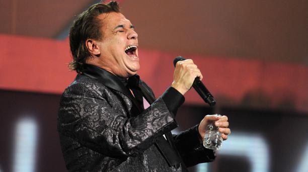 El cantante mexicano Juan Gabriel lanzará pronto su nuevo disco 'Los Dúo 2'. Foto: Agencia AFP
