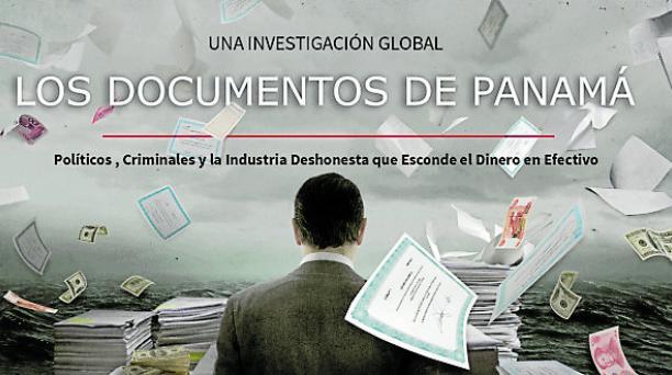 Panama Papers: documentos filtrados que revelan operaciones de líderes mundiales en paraísos fiscales.