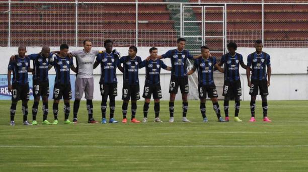 Independiente del Valle recibirá el 6 de abril al Atlético Mineiro por la Copa Libertadores. Foto: EL COMERCIO