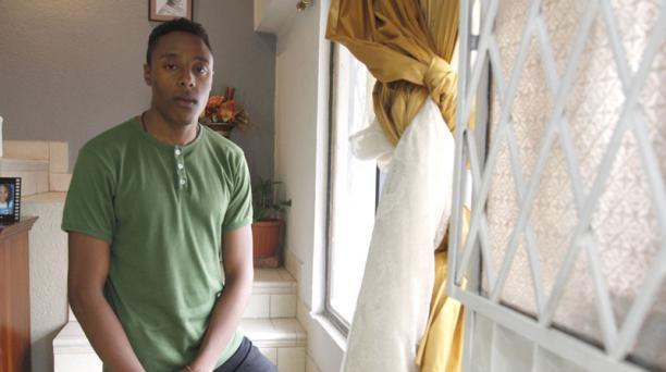 Michael Arce entro a la ESMIL como cadete y pidio la baja por el maltrato y discriminación racial. Foto: Archivo / EL COMERCIO