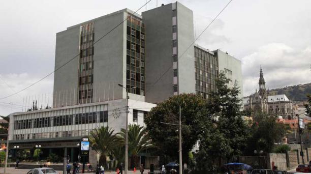 El Banco Central del Ecuador publicó  este 15 de julio que el PIB  de Ecuador cayó 3% en el primer trimestre del 2016 comparado con igual periodo del año pasado. Foto: Archivo / EL COMERCIO