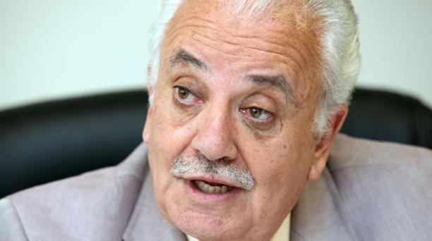 el fiscal General del Estado, Galo Chiriboga, presentó los elementos de convicción para reforzar el pedido de vincular a esta causa al exdictador de Panamá, Manuel Antonio Noriega