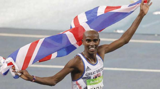 Los británicos han gozado de unos juegos apoteósicos al disputarle a China el segundo lugar del medallero. Foto: EFE