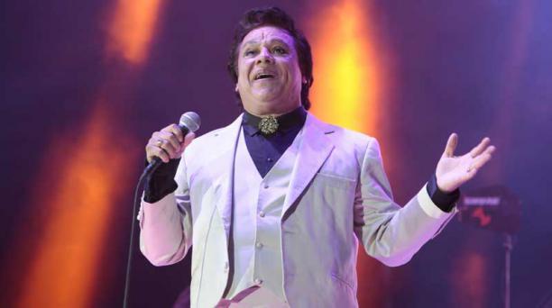 El cantante mexicano Juan Gabriel falleció a los 66 años, según reportes de la prensa de México. Foto: Archivo/ EL COMERCIO
