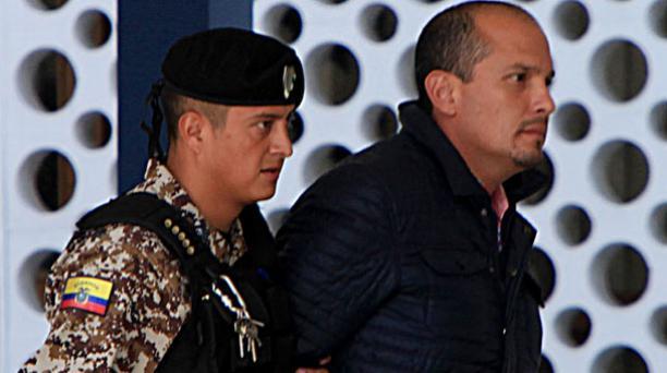 Dentro del proceso en contra de Álex Bravo, exgerente de Petroecuador, se encontraron millonarias transferencias de contratistas a empresas de familiares.