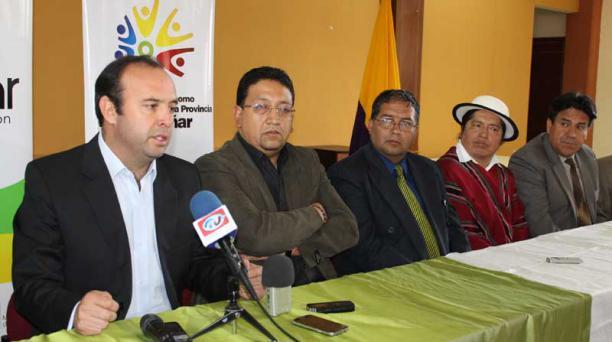 Fotos: Gobierno Provincial del Cañar