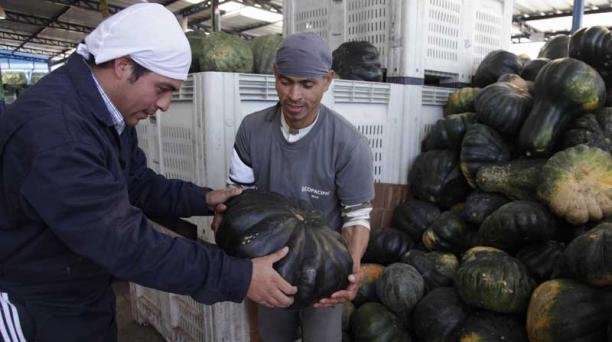 El impacto fue menor en empresas de alimentos. Foto: EL COMERCIO