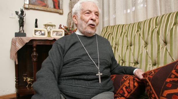 Monseñor Luis Alberto Luna Tobar