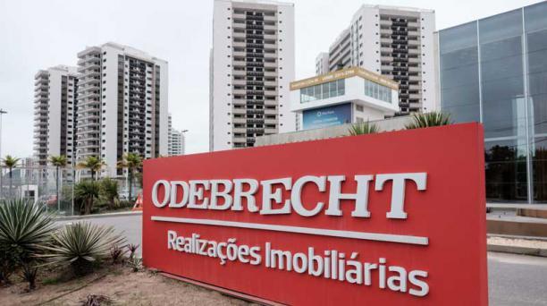 La constructora Odebrecht está acusada de pagar sobornos para obtener contratos en varios países del mundo. Foto: AFP