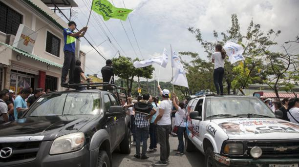 Foto: Enrique Pesantes / EL COMERCIO