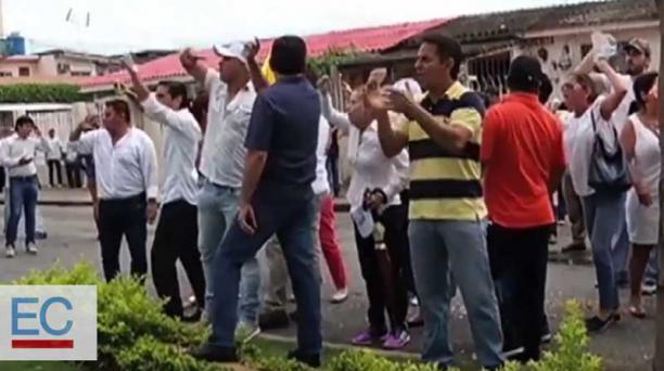 Los ciudadanos piden celeridad en el proceso de escrutinio. Foto: captura