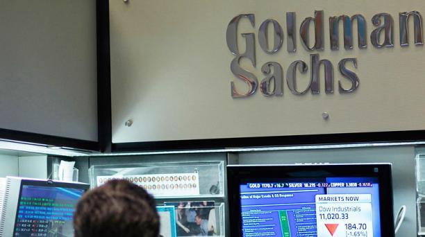El oro monetario que Ecuador invirtió en Goldman Sachs retornó a la cuenta de la Reserva Internacional del país, según informó el Banco Central del Ecuador. Foto: Imagen referencial Archivo AFP