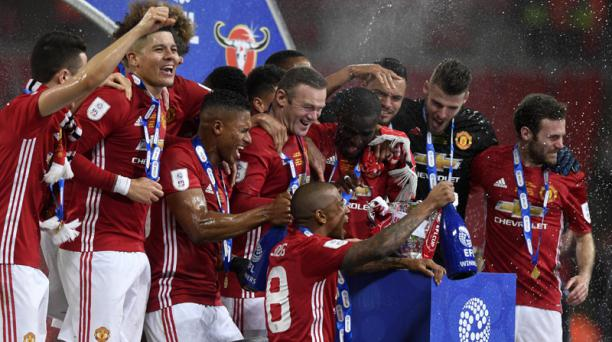 Manchester United la quinta Copa de la Liga (EFL Cup) de su historia.