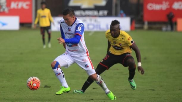 En el estadio General Rumiñahui de Sangolquí Clan Juvenil y Barcelona SC se enfrentaron por la fecha 5 de Campeonato ecuatoriano