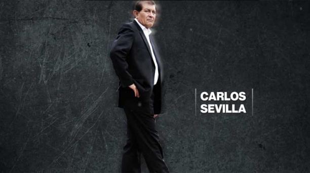 Carlos Sevilla datos imagen. / EL COMERCIO